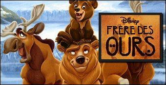 """Qui ne fait pas partie du dessin animé """"Frère des ours"""" ?"""