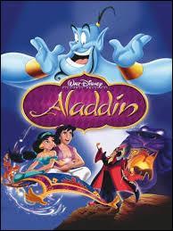 """Comment s'appelle le singe dans """"Aladdin"""" ?"""