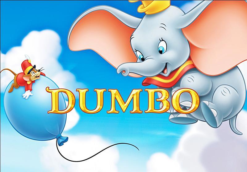 """Comment s'appelle la souris dans """"Dumbo"""" ?"""