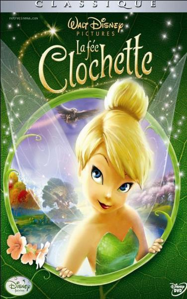 """Qui ne fait pas partie des fées dans """"La fée Clochette"""" ?"""