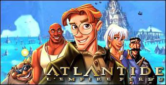 """Quel personnage n'est pas dans le dessin animé """"Atlantide"""" ?"""