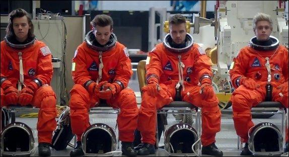 Quel est ce clip des One Direction ?