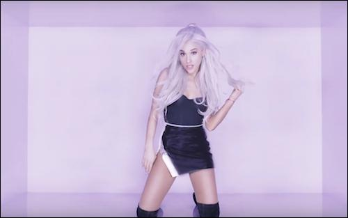Quel est ce clip d'Ariana Grande ?