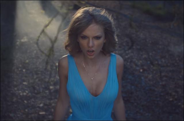 Quel est ce clip de Taylor Swift ?