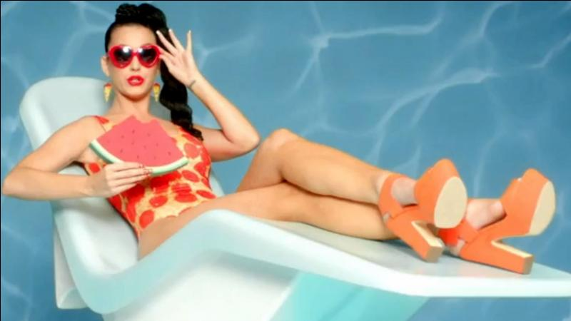 Quel est ce clip de Katy Perry ?
