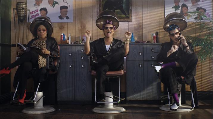 Quel est ce clip de Bruno Mars ?
