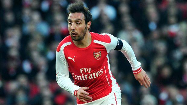 Celui-ci joue à l'Arsenal. Qui est-ce ?
