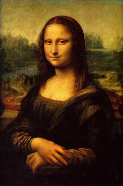 Pour démarrer, commençons avec la toile la plus célèbre du monde ! Qui est l'artiste qui a peint 'La Joconde' ?