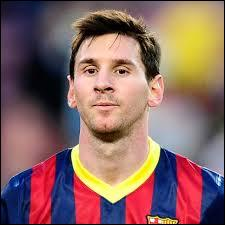Quel est l'âge de Lionel Messi ?