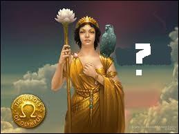 Je suis la déesse du mariage et de la famille, femme et sœur de Zeus, qui suis-je ?