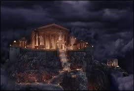 Tout d'abord où vivaient la plupart des dieux grecs ?