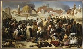Quand la ville de Jérusalem fut-elle reprise par les chrétiens ?