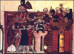 Comment s'appelait le Pape qui a appelé à la première croisade, et dans quelle ville ?