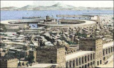Né en 247 avant J.-C. dans la ville de Carthage : où est-elle située ?