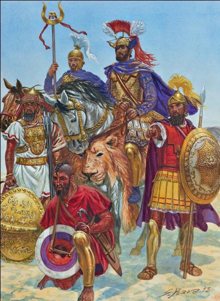 Il sera nommé à 26 ans commandant en chef de l'armée, son seul but était d'anéantir les Romains. D'une ville d'Europe, il est parti conquérir Rome : quelle est-elle ?