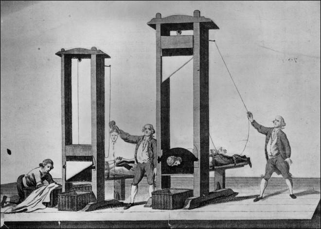 Henri Sanson joue beaucoup. Ses créanciers exigeront de lui des garanties lorsqu'il est incarcéré pour dettes. Que donnera Sanson comme gage pour sa libération ?