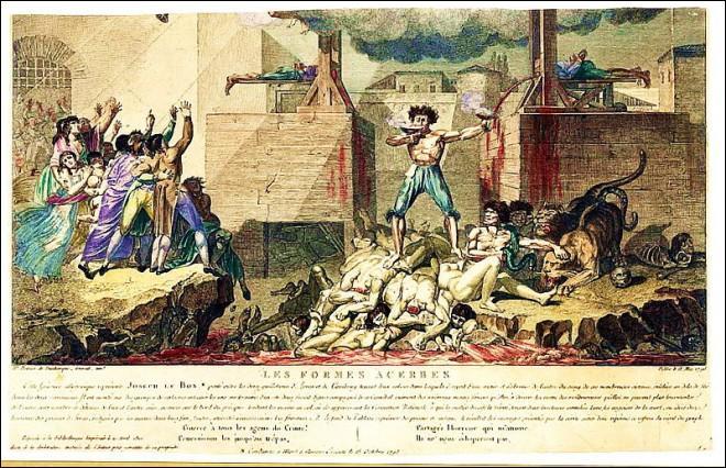 Il est libéré pour pratiquer une dernière exécution avec la machine rachetée par l'État (ça aide de faire ce sale boulot) il est démis de ses fonctions en mars 1847. À quoi s'attaque alors notre bourreau dont les nuits, on peut le présumer, sont faites de cauchemars ?