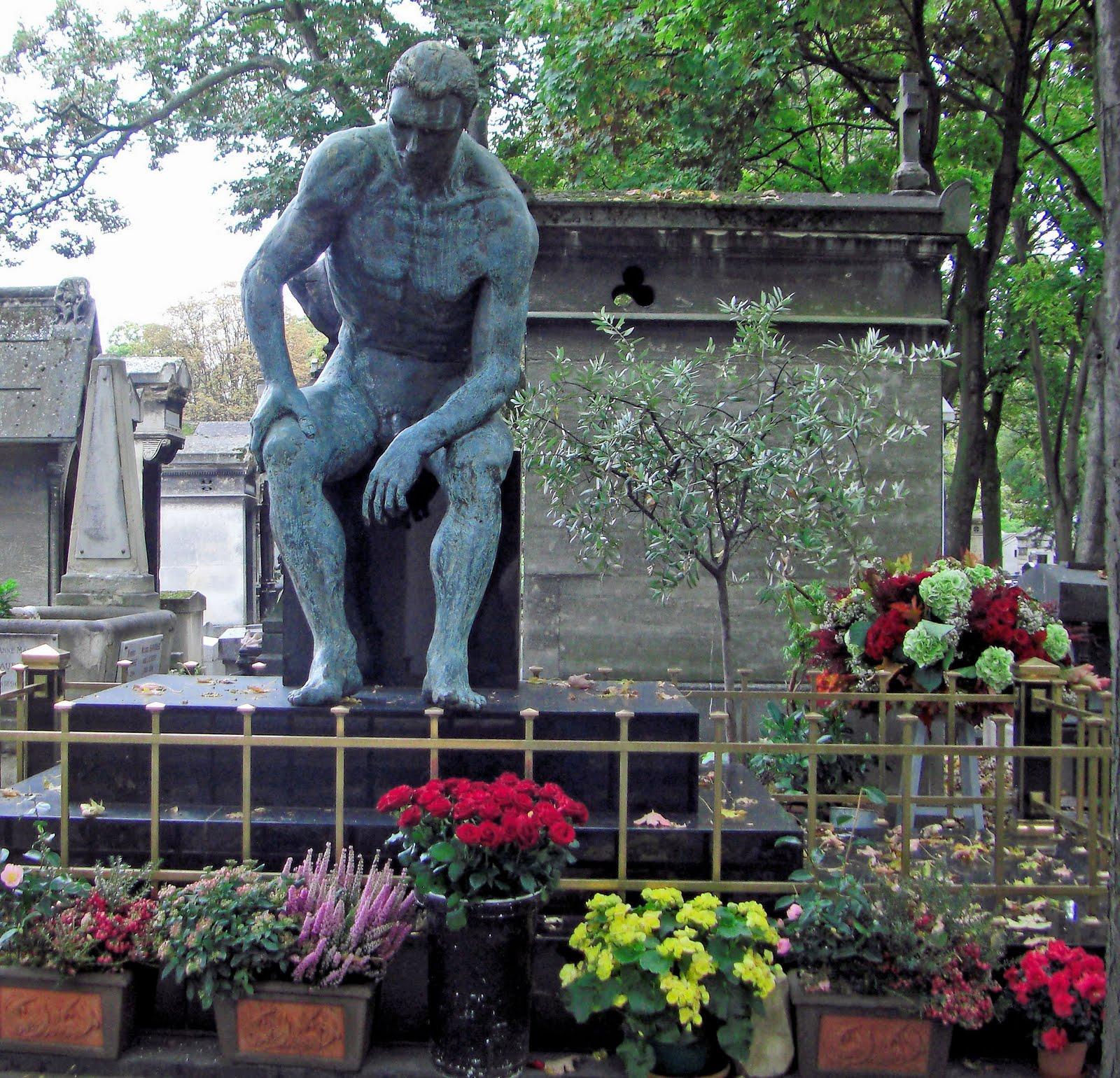Le cimetière de Montmartre-(1) Famille Sanson/Visitons Paris (6)