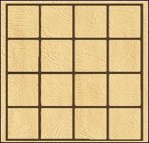 Combien voyez-vous de carrés sur cette image ?