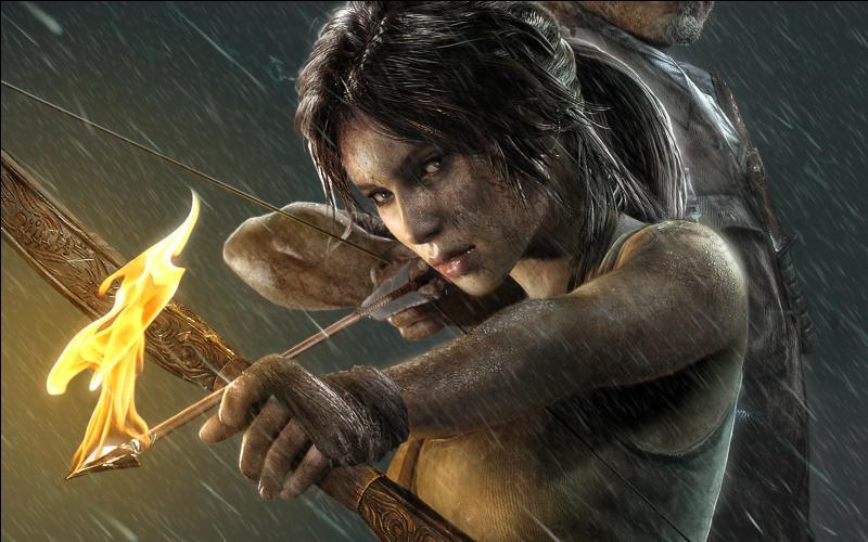 À quelle actrice peut-on associer ce personnage de jeu vidéo ?