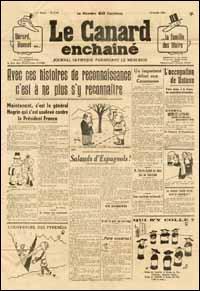 Durant la Seconde Guerre mondiale, Camus a écrit dans un journal. Lequel ?