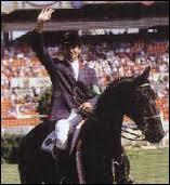 Quel cheval a remporté la médaille d´or en « Individuel CSO » aux J.O. de Séoul (1988) ?