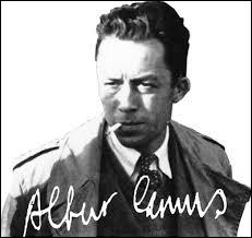 Albert Camus était …
