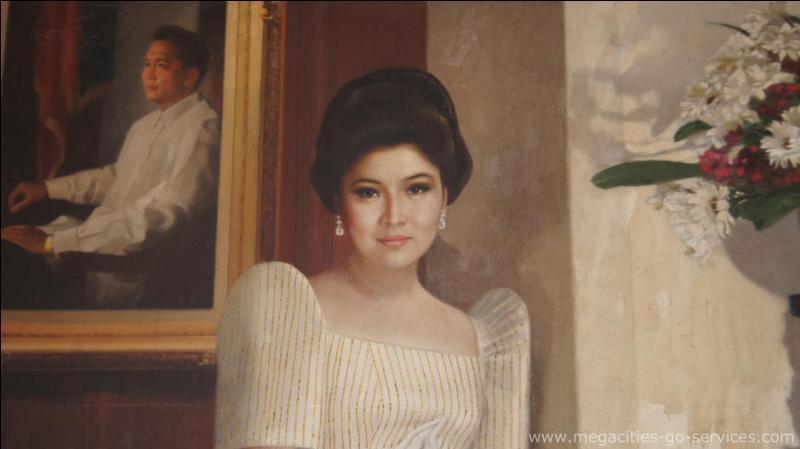 Imelda Marcos (fin) > Après avoir fait main basse sur les finances de son pays, qu'est-elle devenue ?