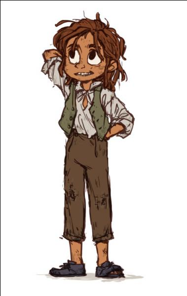 Gavroche, personnage du roman « Les misérables « de Victor Hugo avait un ami portant le nom d'un légume. Lequel ?
