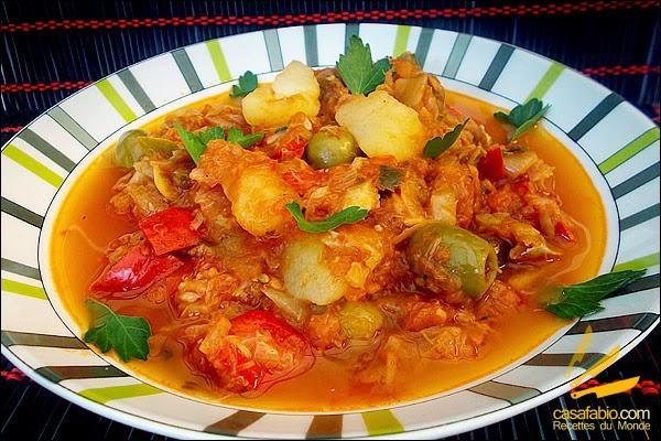 Spécialité niçoise, quel poisson compose le plat nommé estocaficada ?