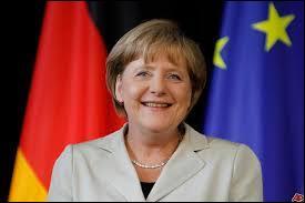 En quelle année Angela Merkel a-t-elle été élue chancelière fédérale de l'Allemagne ?