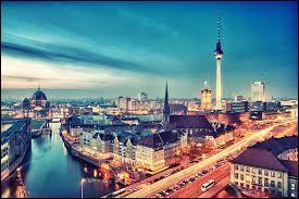 Quelle ville est la capitale de l'Allemagne ?