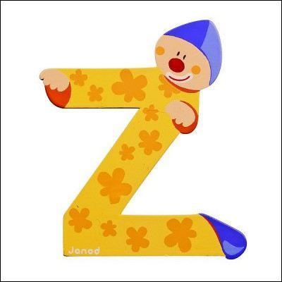 """""""W - X - Y - Z"""" ne sont pas les dernières lettres de l'alphabet."""