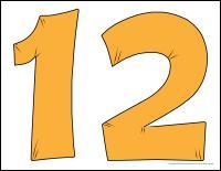 La douzième lettre est placée juste après une consonne.