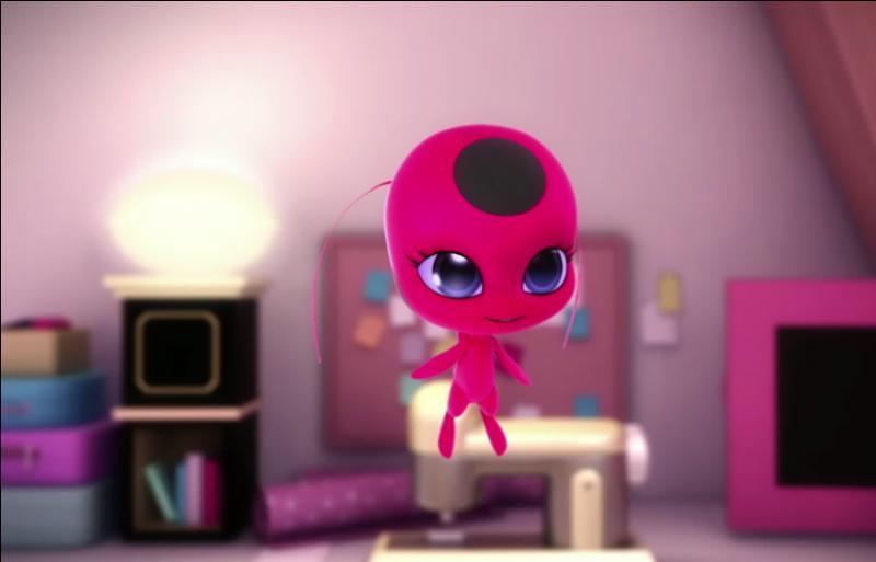 Comment s'appelle le Miraculous de Ladybug ?
