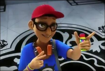Comment s'appelle le meilleur ami d'Adrien ?