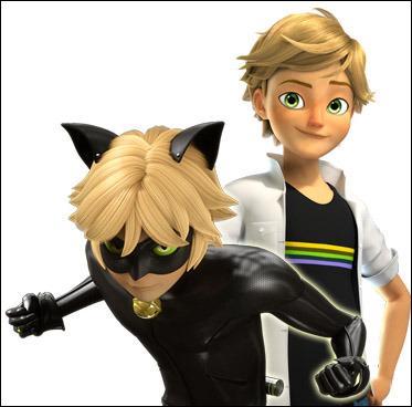 Marinette aime-t-elle Chat Noir ou Adrien ?