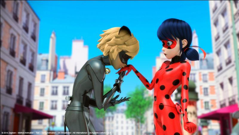Comment Chat Noir appelle-t-il Ladybug ?