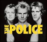 """Le groupe """"The Police"""" a chanté :"""