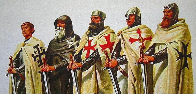 Quand ont eu lieu les premières croisades ?