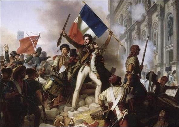 De quand à quand la Révolution française s'est-elle déroulée ?