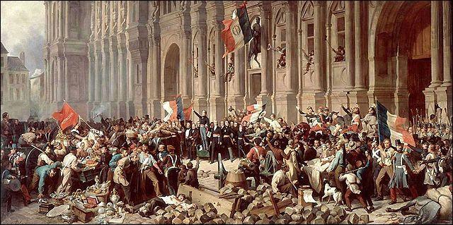 De quand à quand y avait-il la Seconde République ?