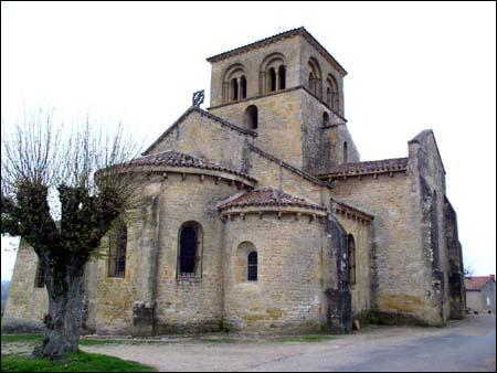 Quel a été l'âge des églises romanes ?