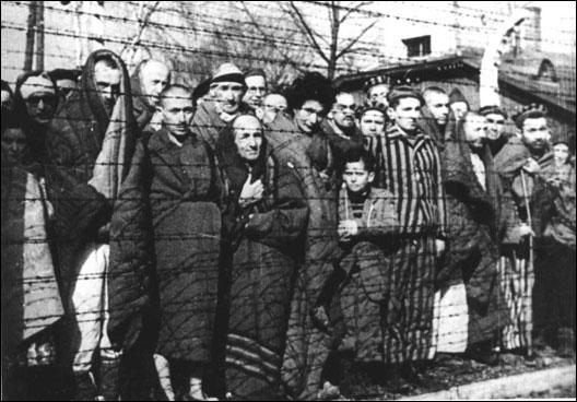 Nous terminerons avec une libération, celle du camp d'Auschwitz-Birkenau. Les troupes soviétiques découvrent le camp d'extermination d'Auschwitz-Birkenau, à l'ouest de Cracovie (Pologne). Elles sont accueillies par 7 000 détenus survivants et ont la révélation de la Shoah. Les journaux du lendemain restent néanmoins muets sur cet événement qui eut lieu le...