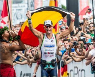 """L'Ironman est le nom d'un triathlon de l'extrême qui consiste à parcourir 3, 8 km à la nage, 180, 2 km à vélo et """"un peu"""" de course à pied... Mais sur quelle distance exactement ?"""
