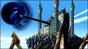 Comment se nomme le canon magique de la guilde Phantom Lord ?