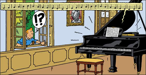Et quel est l'orchestre national qui assume la musique ?