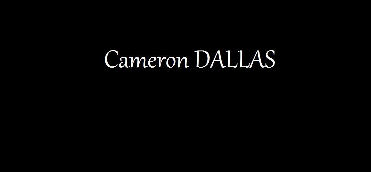 Cameron Dallas
