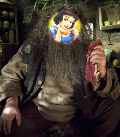 Docteur, je m'appelle Rubeus Hagrid, comme va s'appeler mon demi-frère ?