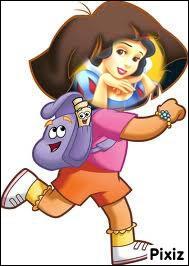 Docteur, je m'appelle Dora, comment s'appellera mon singe, si j'en ai un ?
